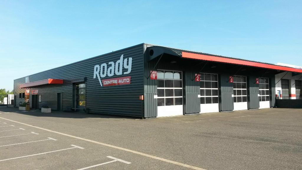Photo Centre Auto Roady Riom
